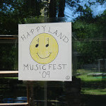 Happyland Music Fest!