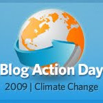 Blog Action Day: Climate Change