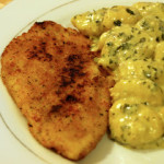 Guest Post Friday – Parmesan Crusted Tilapia