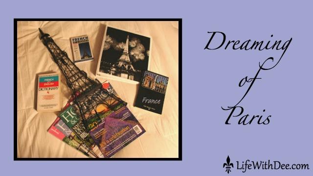 Dreaming of Paris
