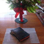 Memory Lane Monday…Grandma's Bible