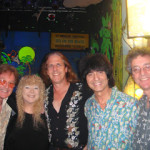 "We meet ""The Beatles"" in NOLA…"