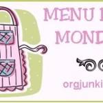 Menu Plan Monday ~ March 28, 2011
