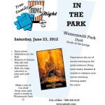 Movie Night at the Park