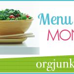 Menu Monday ~ April 29, 2013