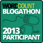 2013 WordCount Blogathon