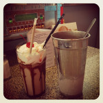 Memory Lane Monday ~ Cheeseburgers and Milkshakes