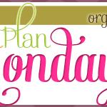 Menu Monday ~ September 29, 2014