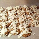 Guest Post Friday ~ Iced Pumpkin Cookies