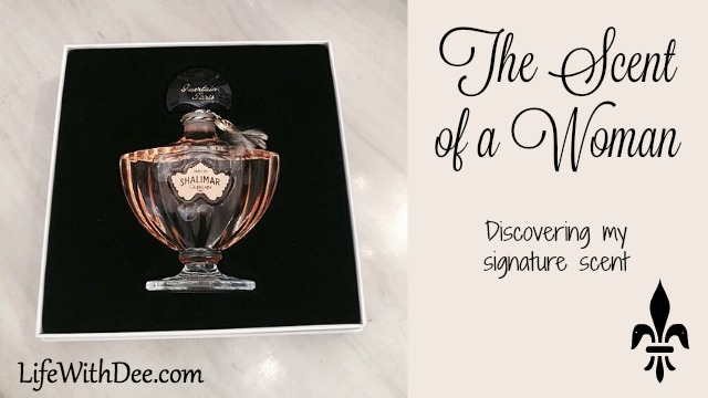 Scent of a Woman - signature scent