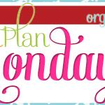 Menu Monday ~ January 12, 2014