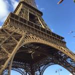 Eiffel Tower Anniversary