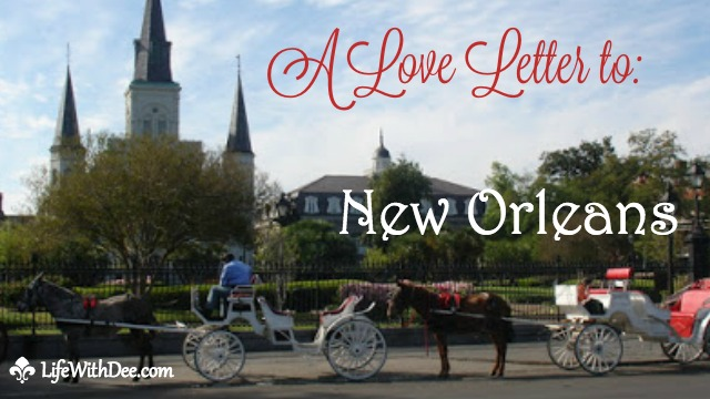 A Love Letter To New Orleans