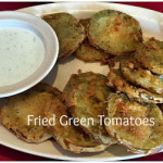Shooting stars and fried green tomatoes