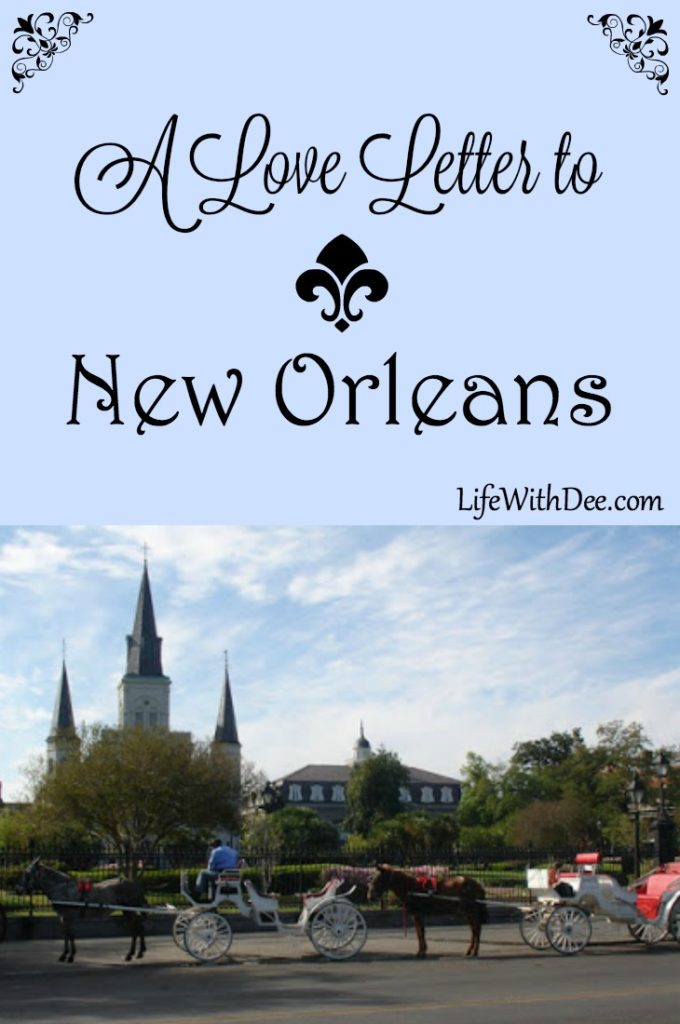 Love Letter to New Orleans