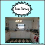 Menu Monday ~ January 11, 2016