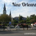 French Friday ~ New Orleans