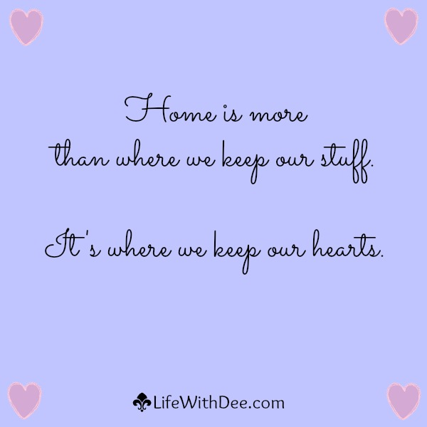 homeiswherewekeep