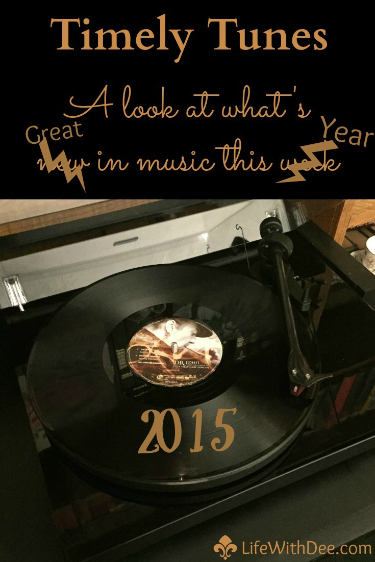 Timely Tunes 2015
