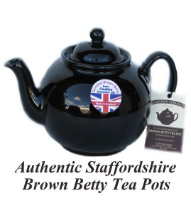 Gift - Brown Betty teapot