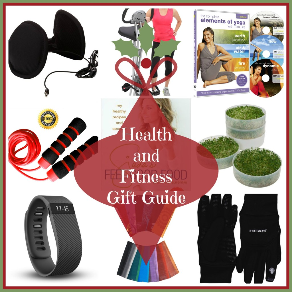 Health and fitness gift guide