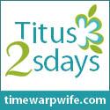 Titus 2sDay Link-Up
