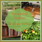Homestead Dreams ~ Life on Apple Tree Farm