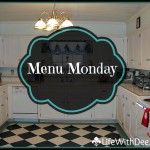 Menu Monday ~ January 18, 2016