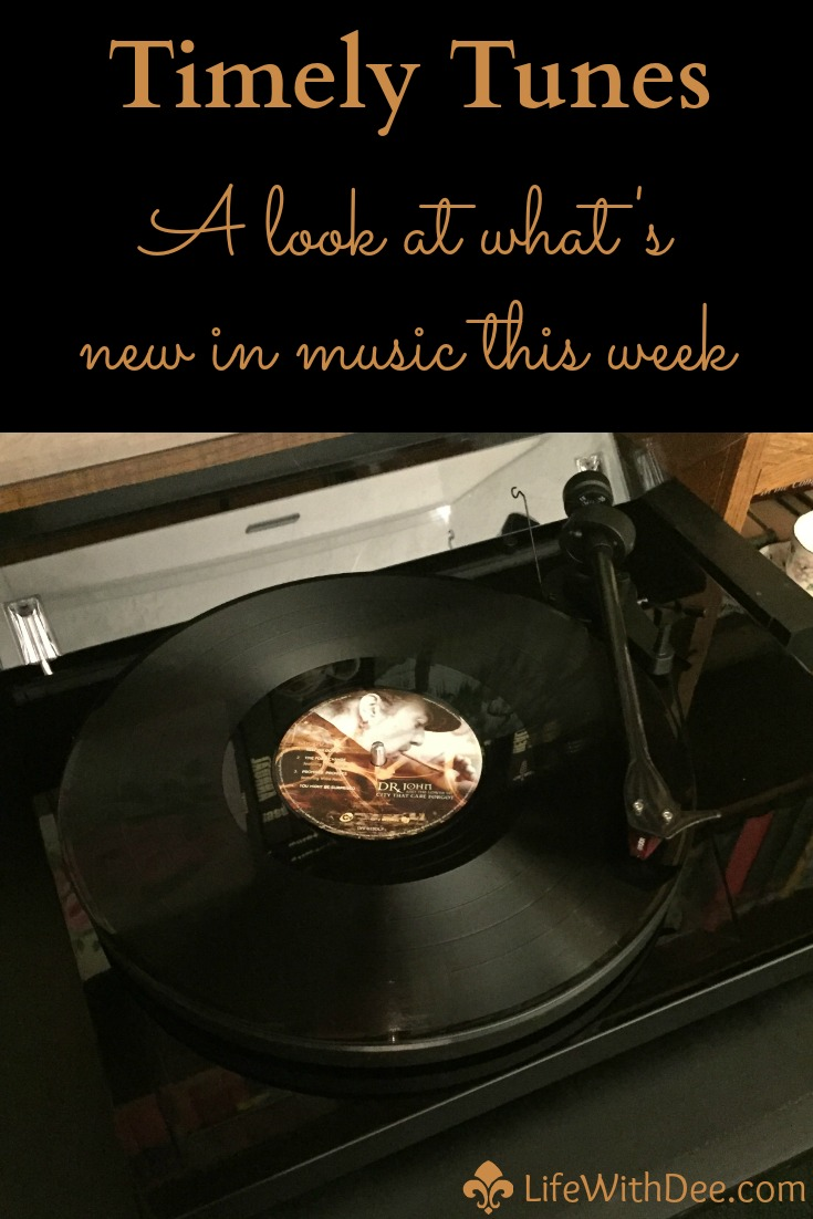 Timely Tunes ~ February 11, 2016