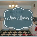 Menu Monday ~ March 14, 2016