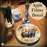 Apple Fritter Bread ~ Pinterest Recipe Review