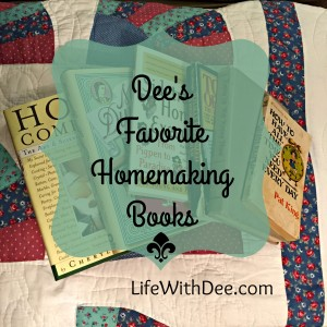 favoritehomemakingbooks