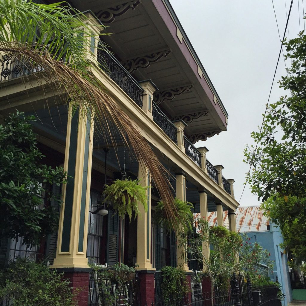 Bed and Breakfast in the Marigny, New Orleans