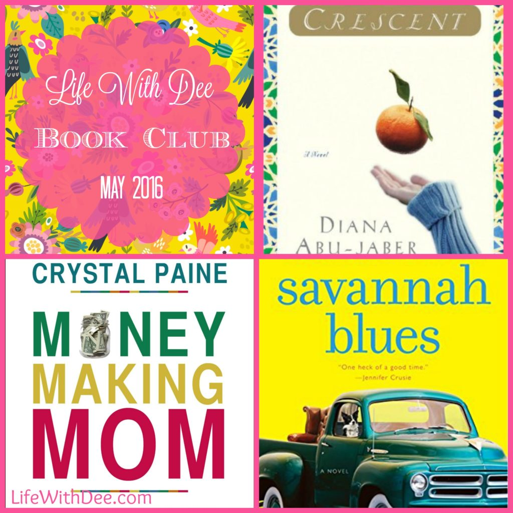 LWD Book Club ~ May 2016