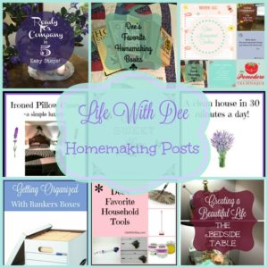 Homemaking Posts