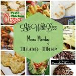 Menu Monday ~ Blog Hop