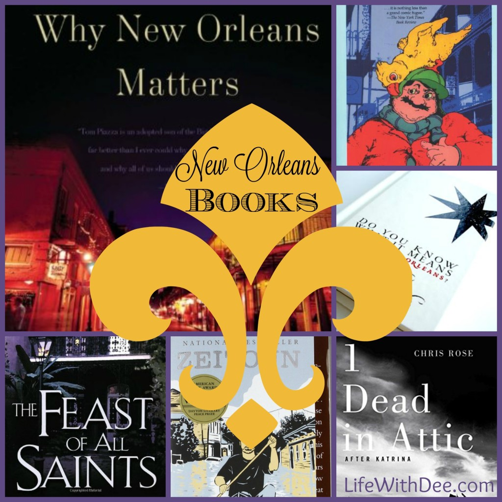 New Orleans Book Recommendations