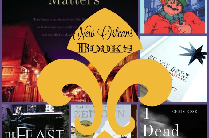 New Orleans Books