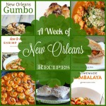 Menu Monday ~ New Orleans Style