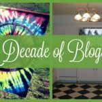 A Decade of Blogging
