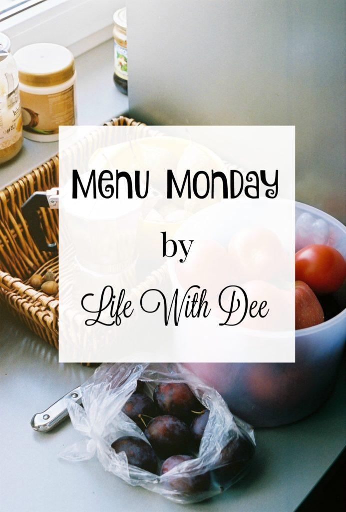 Menu Monday