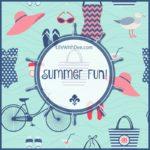 Summer Fun ~ 10 Things on My Fun List