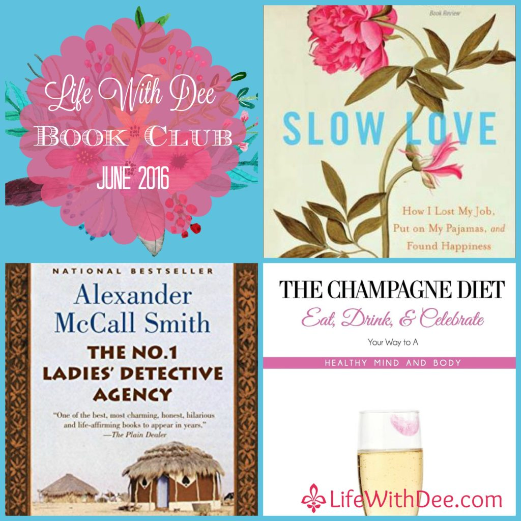 LWD Book Club June 2016