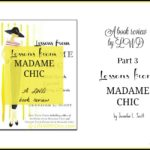 Lessons From Madame Chic ~ A Book Review: Part 3