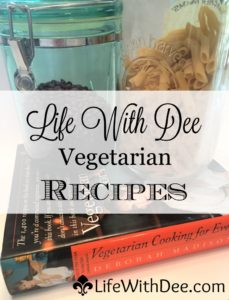 Vegetarian recipes-