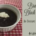 Brazilian Black Beans ~ An Instant Pot Recipe