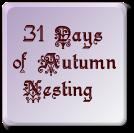 Autumn Nesting