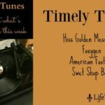 Timely Tunes ~ October 20, 2016