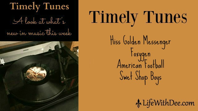 Timely Tunes October 20, 2016