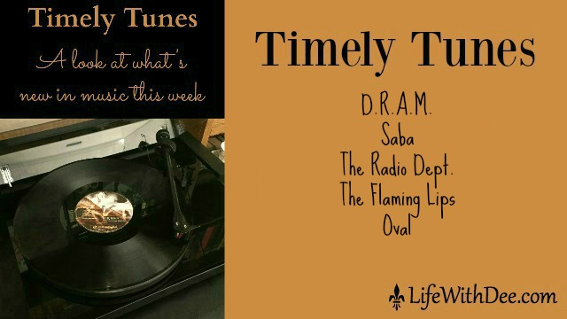 Timely Tunes October 27